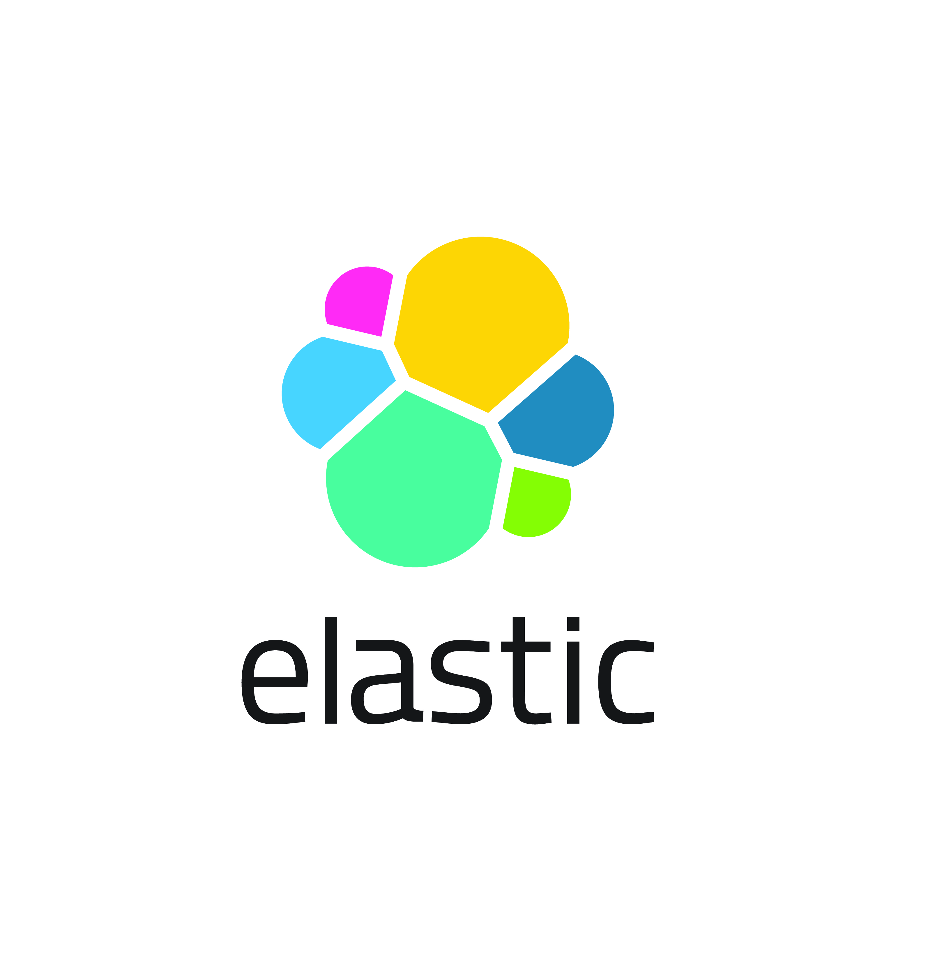 Write/Speak/Code sponsor Elastic logo